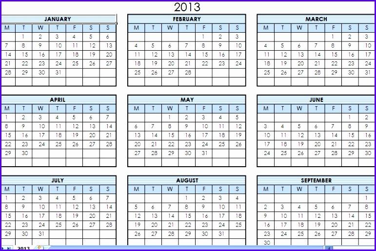 Examples Year Calendar Template Excel Rdfkz Beautiful Academic