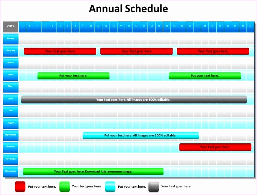 8 social Media Plan Template Excel - ExcelTemplates - ExcelTemplates