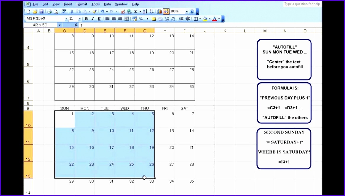 Sample Excel 2007 Calendar Template Wcdnx Beautiful 3 Month Calendar