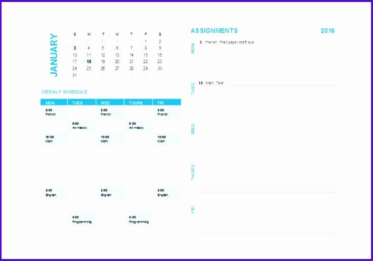 Sample Excel Calendar Template Weekly Fdjlj Fresh Ms Excel Weekly - sample planning calendar
