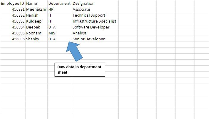 Copy a column or columns from each sheet into one sheet using VBA in