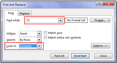 How to Find External Links or References in Excel