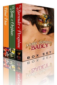 Myths Behaving Badly Box Set
