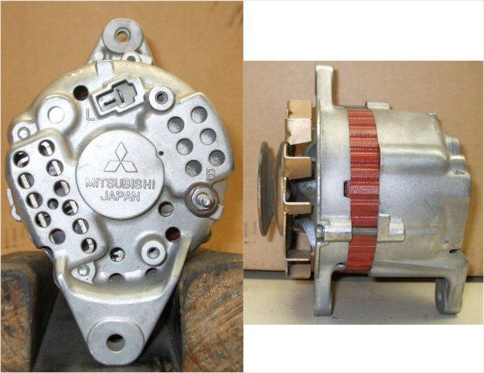 Mitsubishi Voltage Regulator Wiring Diagram - wiring diagrams image