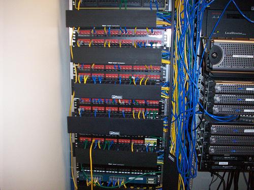 lan patch panel wiring diagram