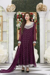 EXCLUSIVE PURPLE BRIDAL DRESS - Exclusive Online Boutique