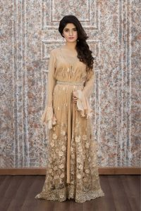 EXCLUSIVE CAMEL PARTY WEAR - ZZS31 - Exclusive Online Boutique