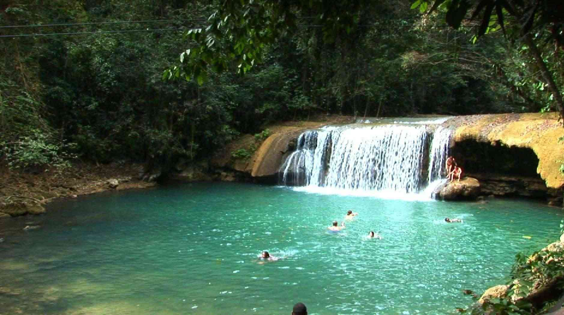 Mystic Falls Wallpaper The Exclusive Ys Water Falls In Jamaica With Reviews And