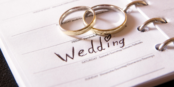 How to plan your wedding step by step - wedding plans