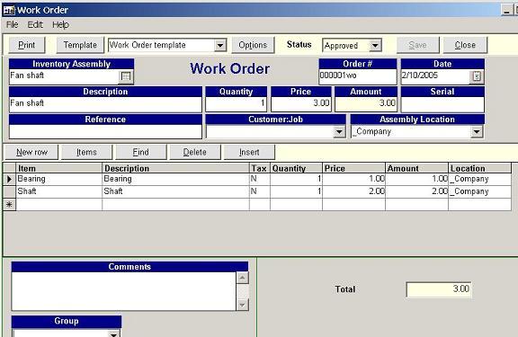 work order tracking template - Juvecenitdelacabrera