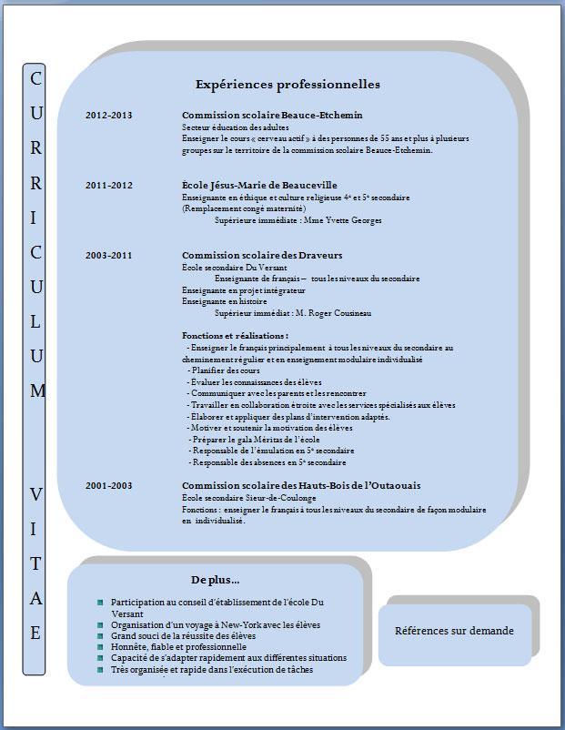 formateur en securite routiere cv pdf