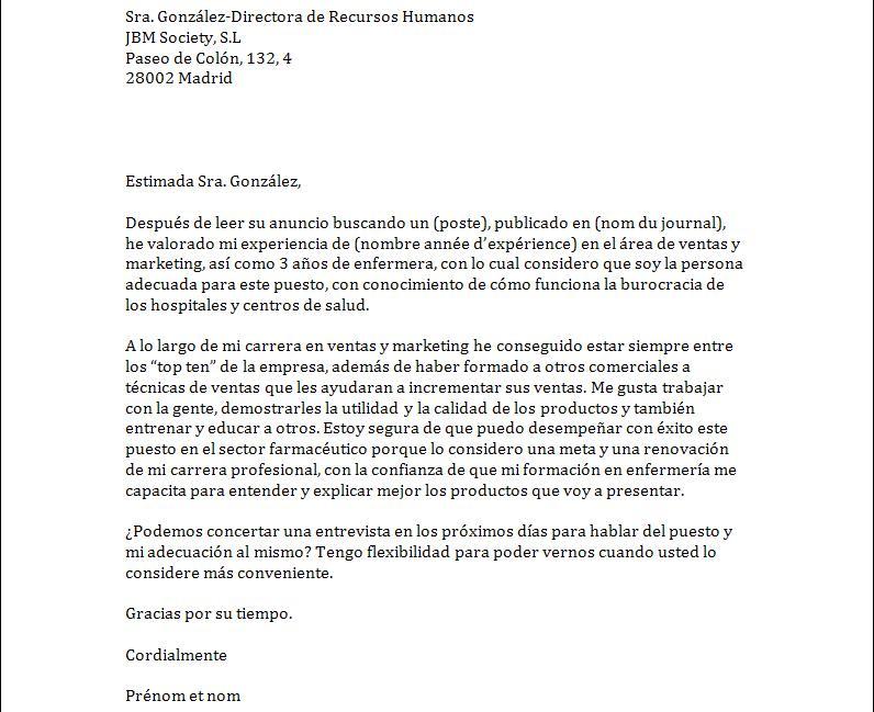 image lettre de motivation francais demande demploi lettre de presentation