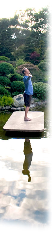 Qi Gong exercises mirror the movements of nature