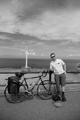 Chris T on a bike!