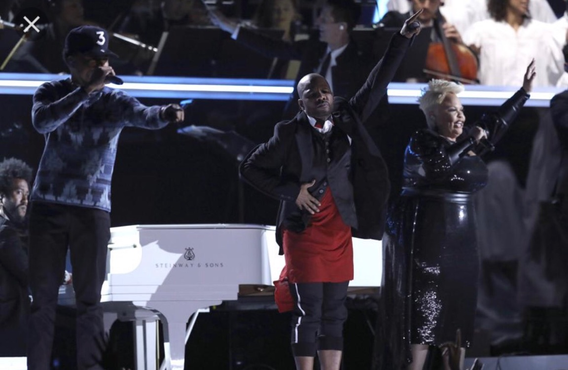 Color of Blood: Kirk Franklin Performs in a Dress? | EX Ministries