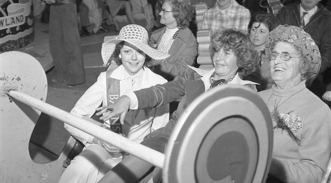 1976 carnival queen Carol Morgan (photo NDJ)