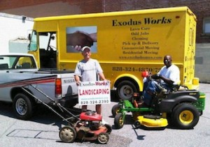 Exodus Works Landscaping 2