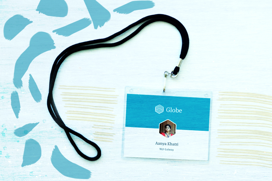 Everything you need to design a conference badge