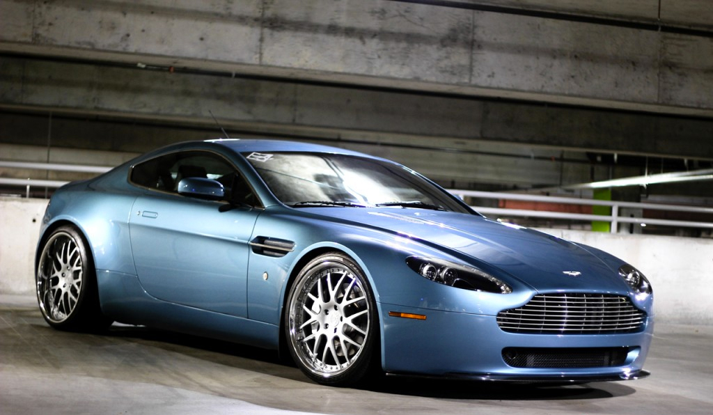 Aston Martin V8 Vantage Review Amp Buyers Guide Exotic Car