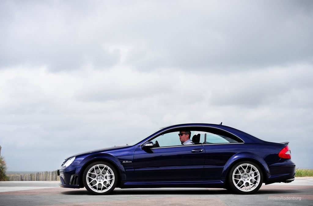 Mercedes Benz Clk63 Amg Black Series W209 Review