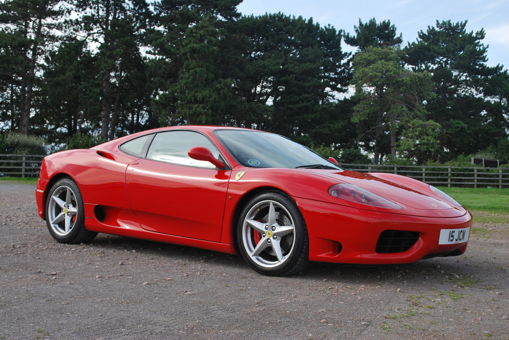 ferrari 360 modena review buyers guide exotic car hacks. Black Bedroom Furniture Sets. Home Design Ideas