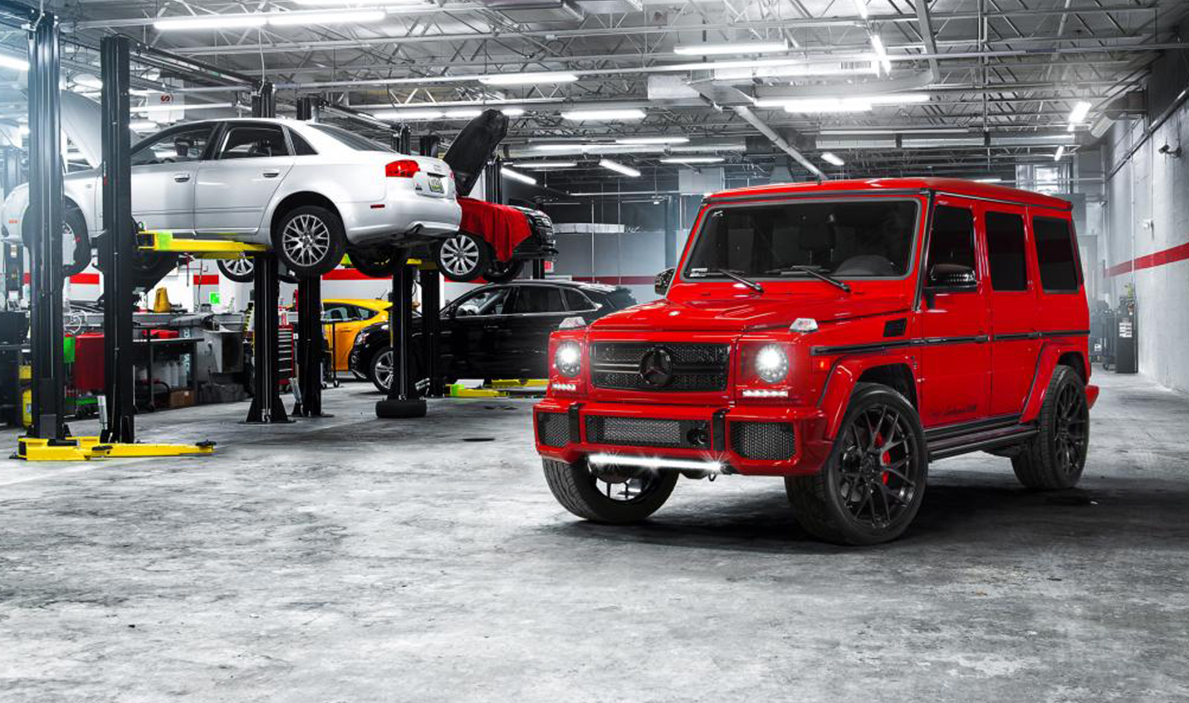 Mercedes benz g55 g63 amg buyers guide exotic car hacks for Mercedes benz a service cost