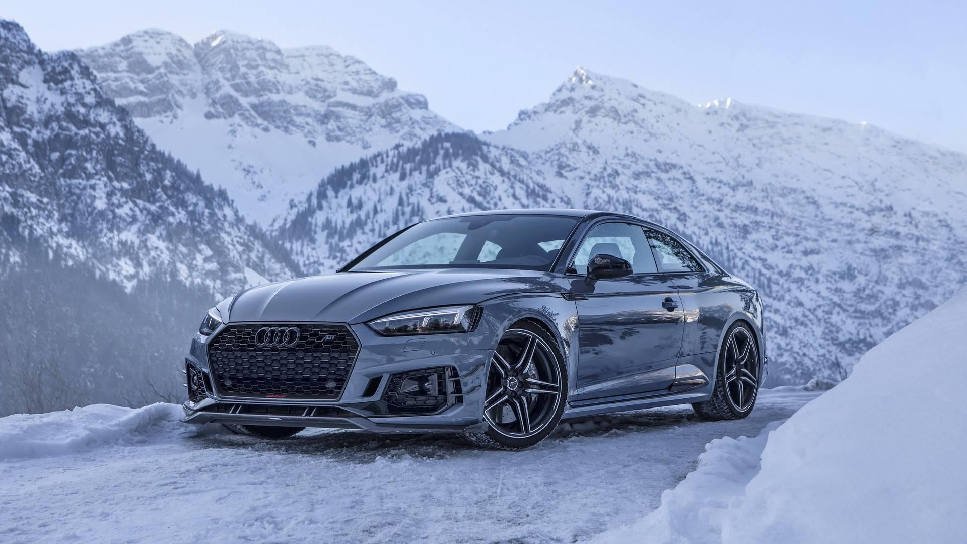 Porsche Boxster Wallpaper Hd Abt Audi Rs5 R On The Austrian Alps Exotic Car List