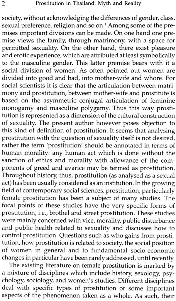 critical response essay example prostitution in thailand myth and
