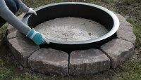 Backyard Fire Glass & Landscaping Rocks