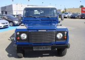 Defender Bleu Stock 2239 Front View