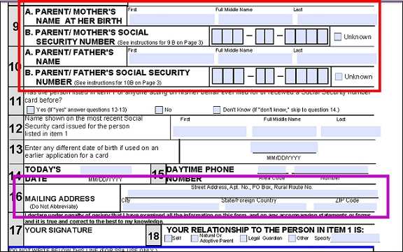 How to Apply for a Social Security Card in the USA