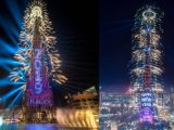 Burj Khalifa New Year S Eve Light Show To Have Extended Run