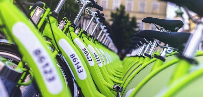 【品牌創新】城市出行的最後一哩路 – 共享單車