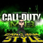 Call Of Duty Modern Warfare 3 Gangnam Style