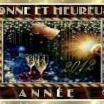 Bonne Année 2012 mes petits GEEK !
