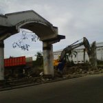 Farewell Fort San Juan: Negros Occidental Old Provincial Jail Demolished to Give Way to Shopping Mall