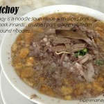 Super Batchoy Saves The Day!