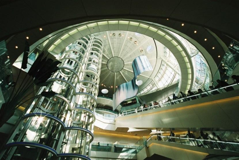 Tokyo Haneda Airport Terminal 2