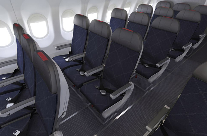 American Airlines Adds Airbus A321 Service To Boston