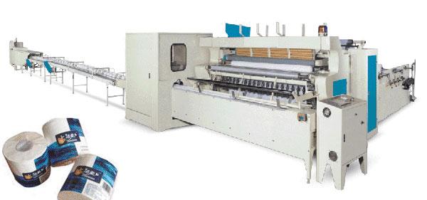 tissue paper making machine price
