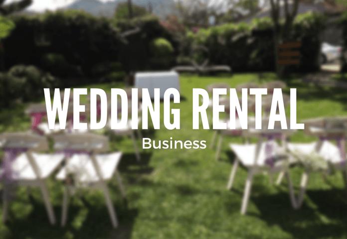 wedding business ideas & plans