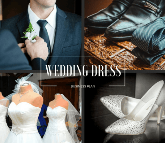 wedding dress rental business ideas and plan