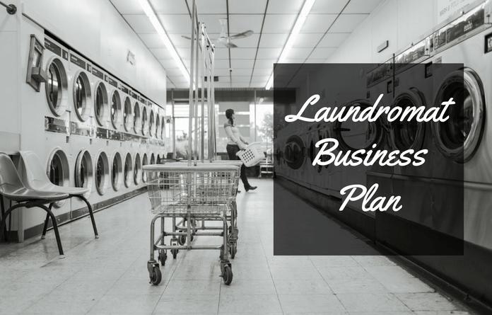 laundromat business plan profit and steps