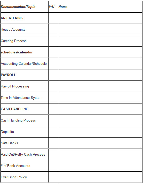 administrative assistant daily checklist - Josemulinohouse - daily checklist