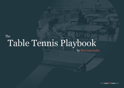 The Table Tennis Playbook