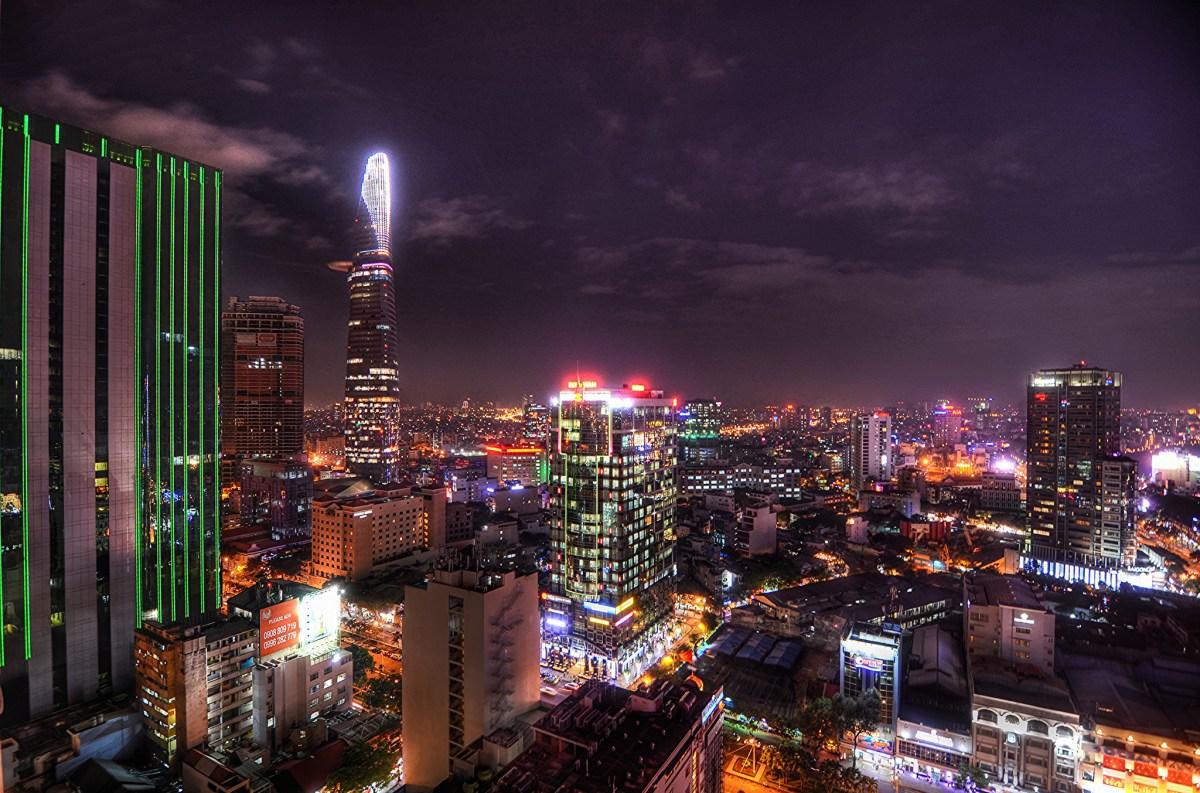 Saigon has many surprises. Photo credit: Richard Hopkins via Flickr CC
