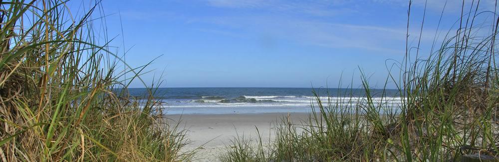 Amelia Island Beaches Guide to Fernandina Beach, Summer Beach