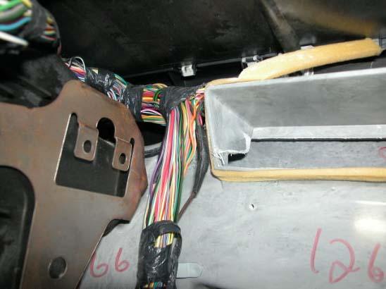 Control Trac Transfer Case Modification Brown Wire Modification 1995