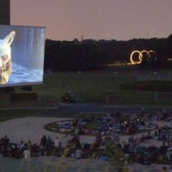 NCMA_Outdoor_Movie_Series