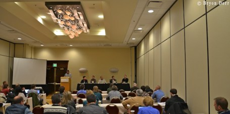 There are some inspiring and very infomative seminars and panel discussions every year at OR.